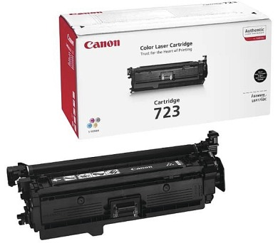 Canon CRG-723Bk