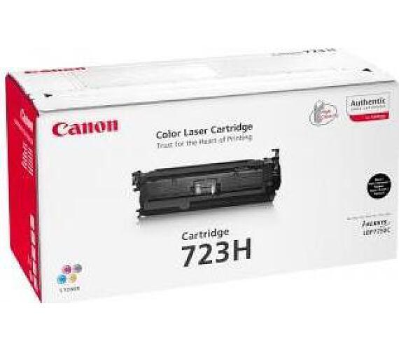 Canon CRG-723H Bk + DOPRAVA ZDARMA