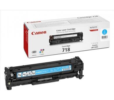 Canon CRG-718C + DOPRAVA ZDARMA