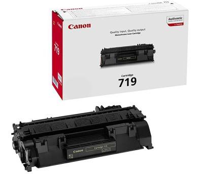 Canon CRG-719 + DOPRAVA ZDARMA