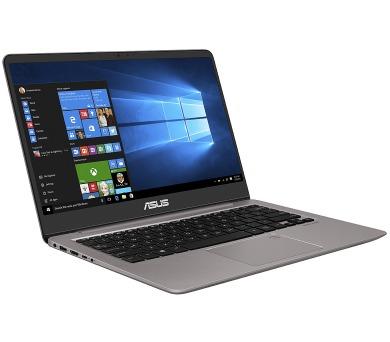 """ASUS UX410UA-GV024 i3-7100U/4GB/128GB SSD M.2/HD graphics/14"""" FHD LED matný/Grey + DOPRAVA ZDARMA"""