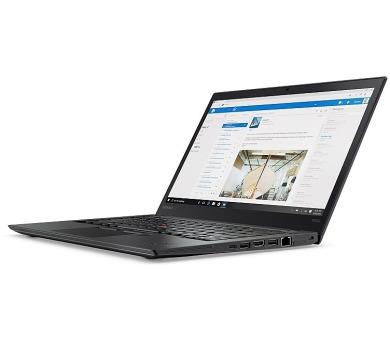 """Lenovo ThinkPad T470s i7-7500U/8GB/512GB SSD/HD Graphics 620/14""""FHD IPS/4G/Win10PRO/Black"""