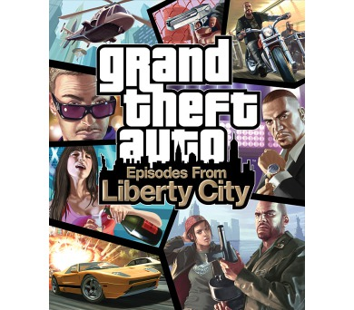 PC - NPG - GTA Episodes From Liberty City