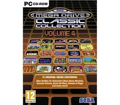 Sega Mega Drive Collection VOL.4