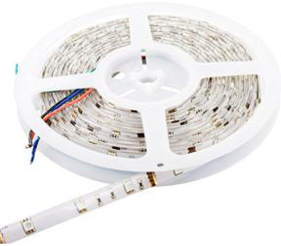WE LED páska 5m SMD50 30ks/7.2W/m 10mm RGB ex (07324)