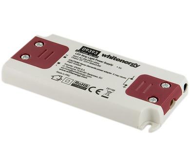 WE Zdroj LED ULTRA SLIM 230V 6W 12V