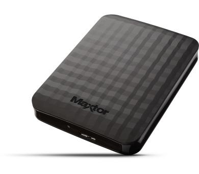 Maxtor M3 Portable 500GB USB 3.0 (STSHX-M500TCBM)