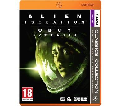 PC - CC: Alien: Isolation