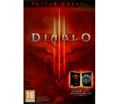PC CD - Diablo 3 Battle Chest