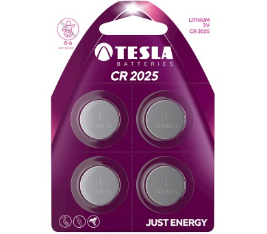 TESLA - baterie TESLA CR2025