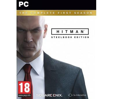 PC - Hitman The Complete First Season Steelbook + DOPRAVA ZDARMA