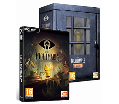 PC - Little Nightmares Six Edition + DOPRAVA ZDARMA