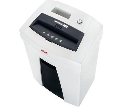 HSM skartovačka Securio C16/ formát A4/ velikost řezu 3,9mm/ stupeň utajení (DIN) 2/ cert. NBÚ V