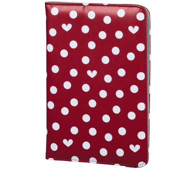 """ELLE obal na tablet do 17,8 cm (7"""") Hearts & Dots"""