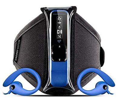 ENERGY Active 2 Neon Blue 8GB + DOPRAVA ZDARMA