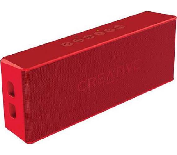 CREATIVE repro MUVO 2 RED (bluetooth červené) (51MF8255AA001)