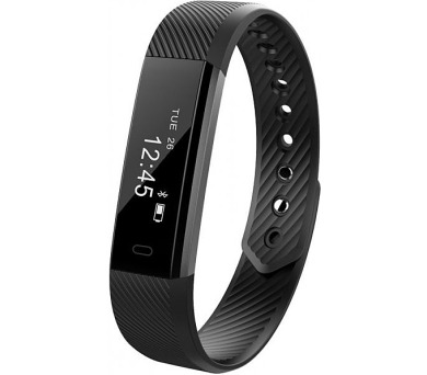 UMAX U-Band 115 Black + Blue strip (UB507)