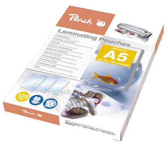 PEACH laminovací folie A5 (154x216mm)