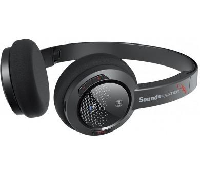CREATIVE SoundBlaster JAM sluchátka s mikrofonem + DOPRAVA ZDARMA