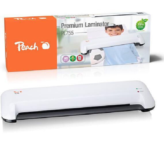 PEACH laminovačka Premium Photo Laminator PL755