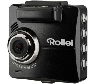 Rollei digitální kamera do auta/ DVR-310/ GPS/ 2K + FULL HD video + držák + autonabíječka + DOPRAVA ZDARMA
