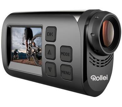 Rollei Outdoor kamera S-30 Wi-Fi + hrudní držák/ Černá (40275)