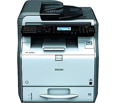 RICOH SP 3600SF 30 stran/min,Mono LED MFP,512MB