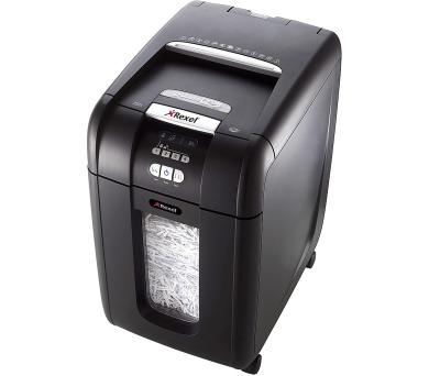 REXEL Auto+ 300X 8 listů/40l/CD/NBU2/Příčný řez (2103250EU) + DOPRAVA ZDARMA