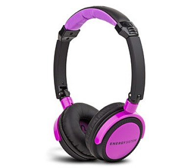 ENERGY DJ 400 Black Violet