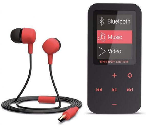 ENERGY MP4 Touch Bluetooth Coral (8GB + DOPRAVA ZDARMA