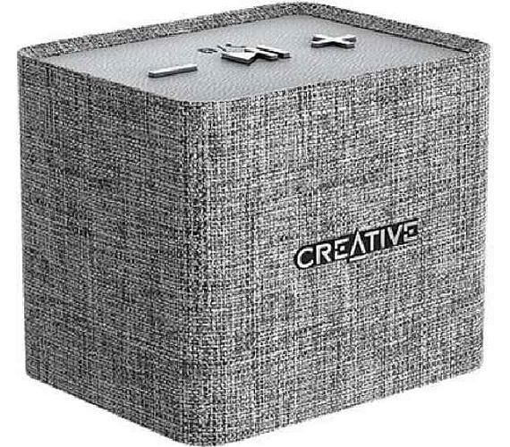 CREATIVE repro NUNO MICRO GREY (bluetooth šedé)