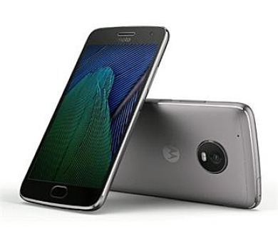 Lenovo Moto G5 Plus DS gsm tel. 3+32GB Lunar Grey