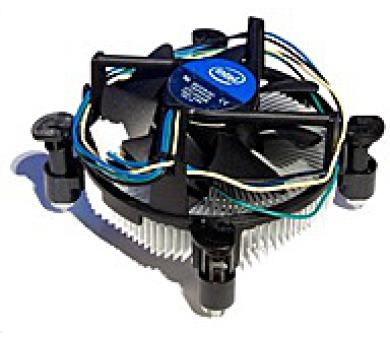 INTEL original chladič k CPU - socket 1156