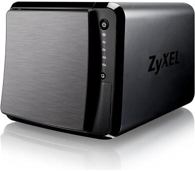 Zyxel NAS542 4-Bay Personal Cloud Storage