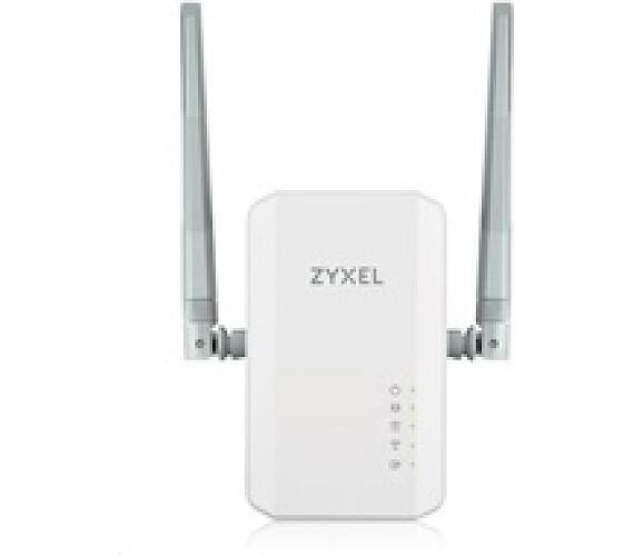 Zyxel PLA5236 1x Powerline Wireless AC900 Extender + 1x PLA5206v2 Powerline Adapter