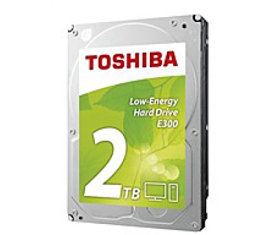 TOSHIBA HDD E300 2TB