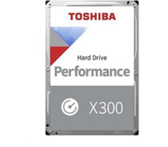 TOSHIBA HDD X300 4TB