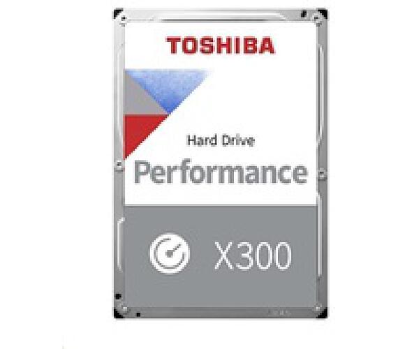 TOSHIBA HDD X300 6TB