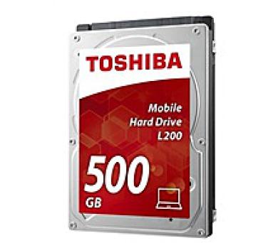 TOSHIBA HDD L200 500GB