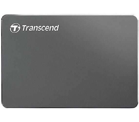 """TRANSCEND externí HDD 2,5"""" USB 3.0 StoreJet 25C3N"""