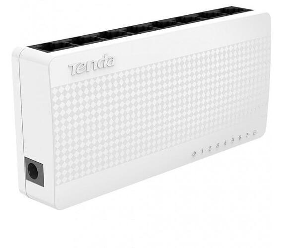 Tenda S108 8-Port Mini Eco Fast Ethernet Switch