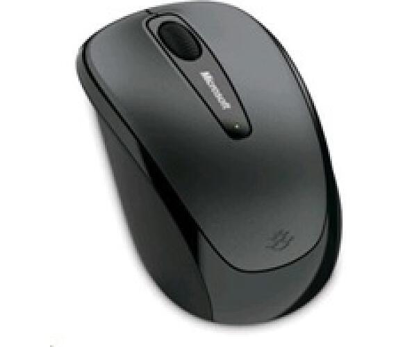 Microsoft myš L2 Wireless Mobile Mouse 3500 Mac/Win USB Loch Ness Grey (GMF-00289)