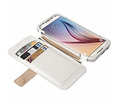 Krusell flipové pouzdro MALMÖ FlipWallet pro Samsung Galaxy S6/S6 edge