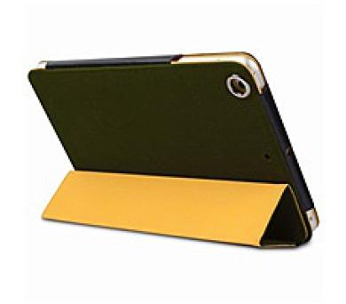Krusell Walk on Water polohovací flipové pouzdro Harbour pro iPad Air