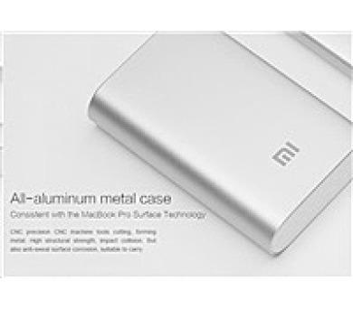 Xiaomi Powerbank 10000 mAh - externí bateriový zdroj