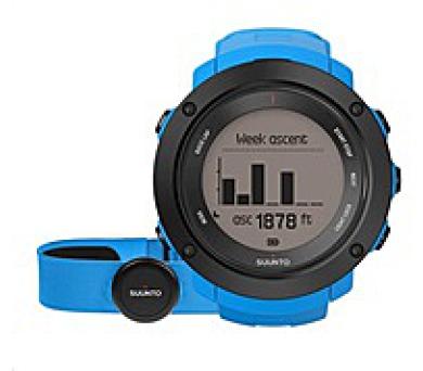 Suunto Ambit3 Vertical - modrý (HR) (SS021968000)