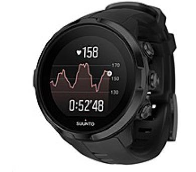 Suunto Spartan Sport Wrist HR Black (SS022662000)