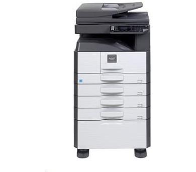SHARP MFP AR-6020V MFZ A3 (kopie/SPLC tisk/lokální barevný skener/e-třídění jako standard)