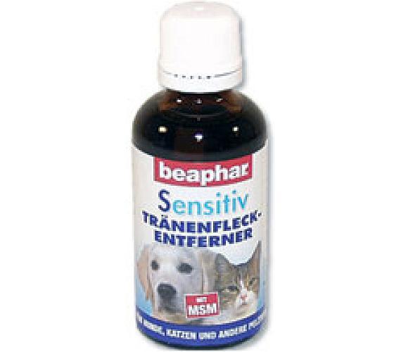 Beaphar Sensitiv odstraňovač očních skvrn 50 ml