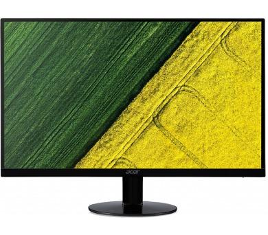"Acer LCD SA240Ybid 23.8"" W IPS LED/1920x1080/100M:1/4ms/250nits/VGA/DVI/HDMI/Acer EcoDisplay/Black"